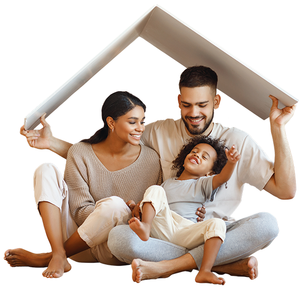 First Time Homebuyer Family